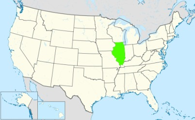 Phone numbers of the state Illinois