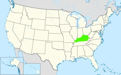 Phone numbers of the state Kentucky