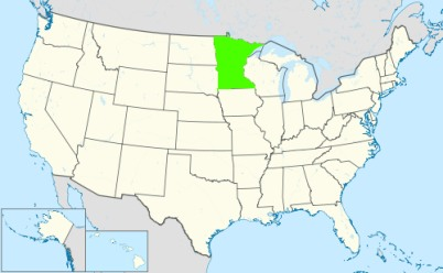 Phone numbers of the state Minnesota