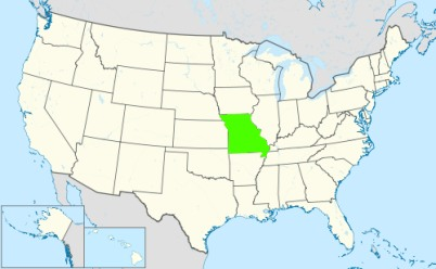 Phone numbers of the state Missouri