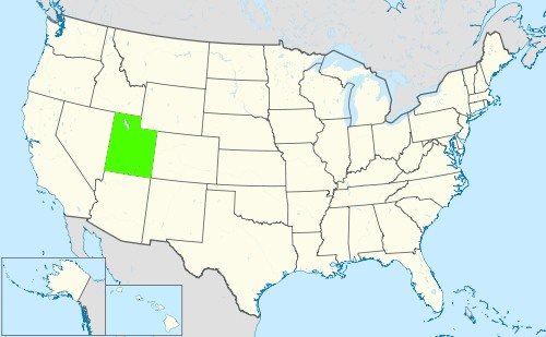 Phone numbers of the state Utah